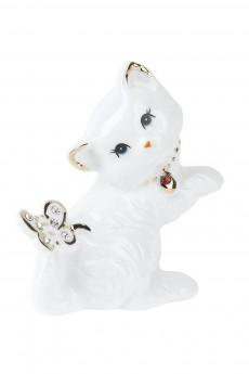 Фигурка «Белая кошечка»