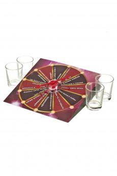 Игра настольная «Пикантная рулетка»