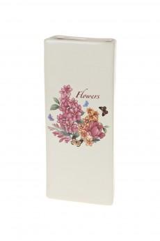 Ваза декоративная «Flowers-Loreto»