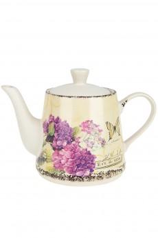 Чайник заварочный «Целебная гортензия»