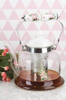 Чайник заварочный «Чайник заварочный с металлическим фильтром v=1400мл.»