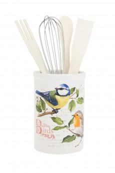 Подставка для столовых приборов «Birds»