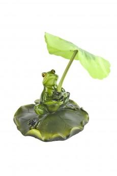 Фигура декоративная для водоемов «Лягушка»