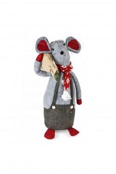 Фигурка-стоппер декоративная «Крыс Борис»