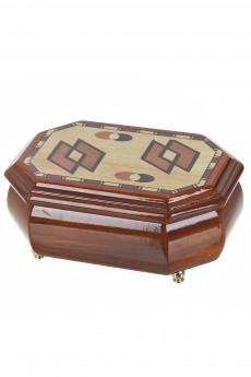 Шкатулка для ювелирных украшений «Эталон»
