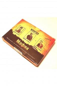 Карты в подарочной упаковке «Мафия»