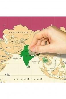 Тубус - карта «План покорения МИРА»