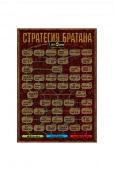 Тубус - карта «Стратегия Братана»