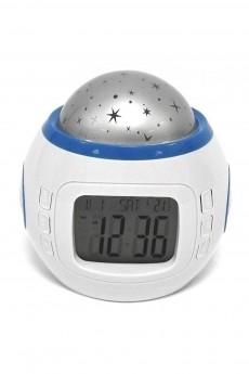 Часы - ночник проектор звездного неба «Млечный путь»