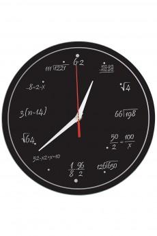 Часы настенные «Забавная математика»