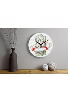 Часы настенные «Спасательный доллар»