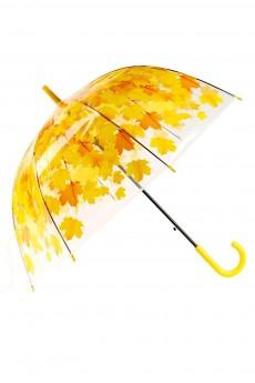 Зонт «Листья желтые»