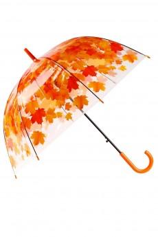 Зонт «Листья красные»