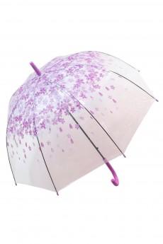 Зонт «Цветы фиолетовые»