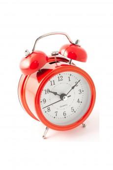 Часы будильник «Красные»