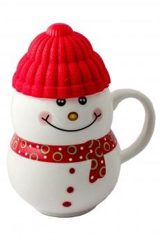 Кружка-снеговик «Растопи лёд»