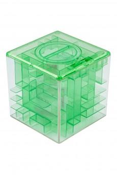 Копилка-головоломка «Зеленая»
