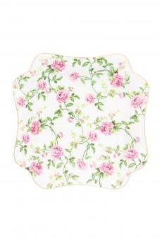 Блюдо для нарезки «Плетистая роза»