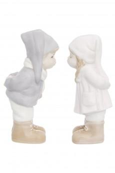 Фигурка декоративная «Мальчик и девочка»