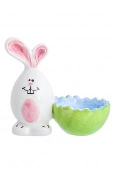 Подставка под яйцо «Зайка»