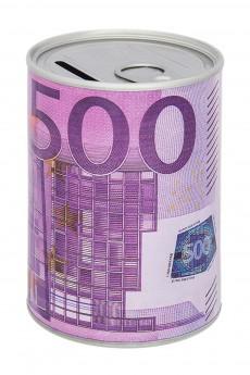 Копилка - банка «Евро»