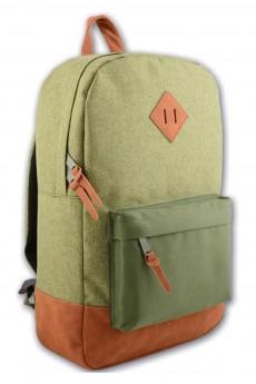 Рюкзак молодежный «ЗЕЛЕНЫЙ ХАКИ»