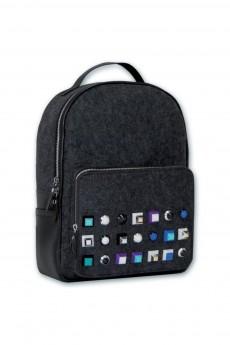 Рюкзак молодежный «ГРАФИТОВЫЙ»