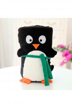 Плед новогодний «Пингвин»
