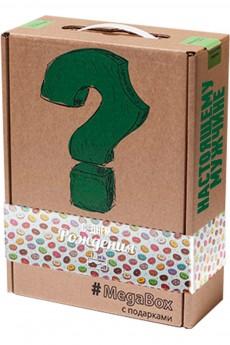 Подарочный Megabox «На день рождения Настоящему мужчине»