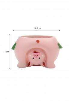 Кашпо «Попа свинки»