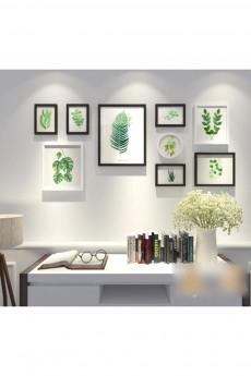 Настенный комплект фоторамок «Green Murals»