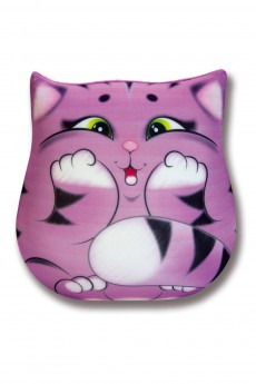 Антистрессовая подушка-плюшка «Котя»