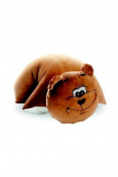 Антистрессовая игрушка-подушка «Медведь»