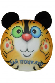 Антистрессовая игрушка-подушка «Тигр»