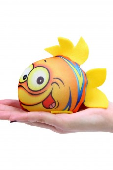 Игрушка, растущая в воде «Оранжевая рыбка»
