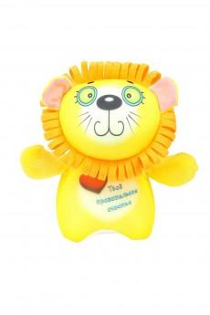 Антистрессовая игрушка «Лев»