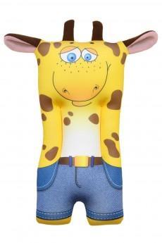 Антистрессовая игрушка-подушка «Жираф»