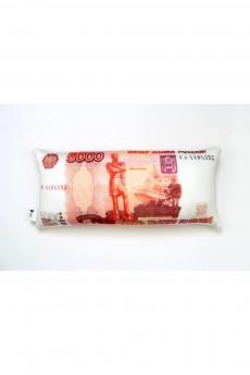 Антистрессовая подушка «Купюра - 5000 рублей»