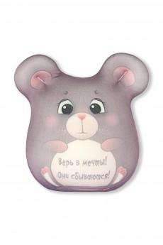 Антистрессовая игрушка «Мышка открытка»