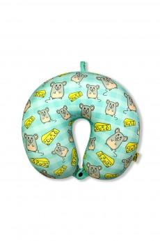 Подушка-подголовник «Мышка»