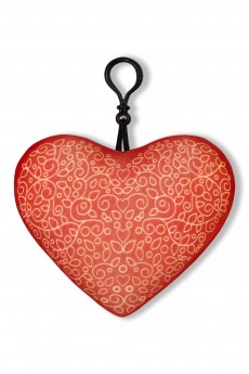 Антистрессовая подушка-подвеска «Сердце»