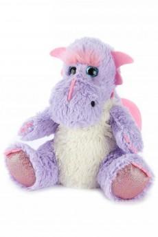 Игрушка-грелка «Фиолетовый дракон»