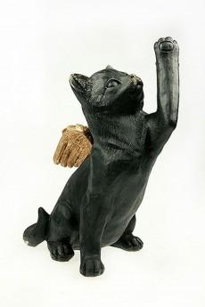 Статуэтка «Котенок-ангел»