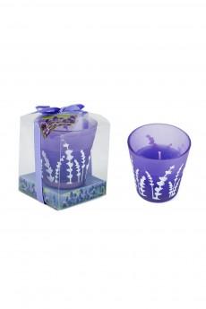 Свеча ароматическая «Лаванда»