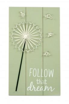 Панно «Следуй за мечтой»