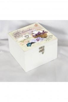 Шкатулка для хранения «Лаванда»