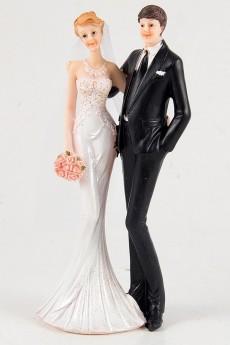 Фигурка свадебная «Жених и невеста»