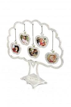 Фоторамка для 5 фото «Семейное дерево»