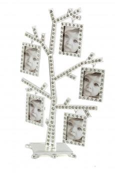 Фоторамка для 5 фото «Семейное древо»