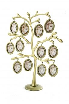 Фоторамка для 12 фото «Семейное древо»